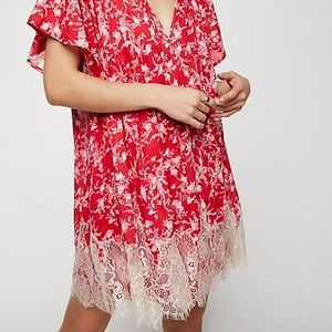 Free People Marigold Mini Dress sz4